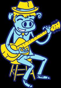 bluesandbbq_mascot_yellow_blue