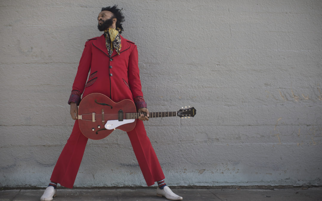 Grammy-winner Fantastic Negrito to headline North Liberty Blues & BBQ